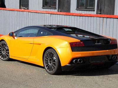 Stage pilotage Lamborghini Circuit de Mettet - Belgique