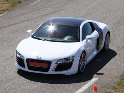 Stage pilotage Audi R8 Circuit de Loheac