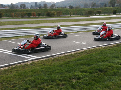 stage karting circuit du laquais rh ne alpes is re 38. Black Bedroom Furniture Sets. Home Design Ideas