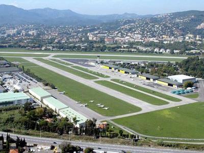 Aéroport de Cannes Mandelieu