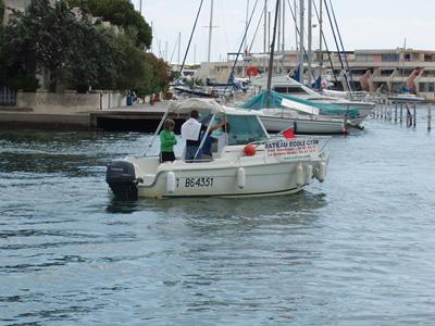 Permis bateau c tier ou fluvial royan charentes - Permis bateau royan ...