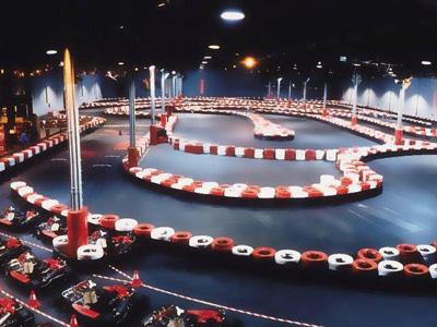 Karting st laurent de mure prix