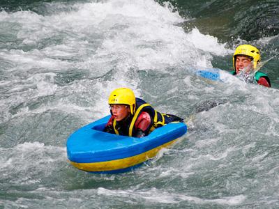 Rafting loire