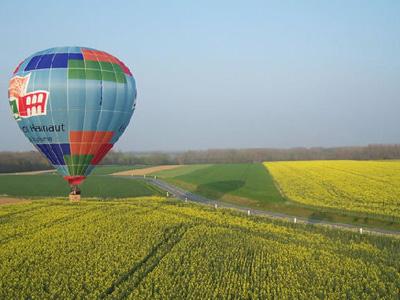 montgolfiere yvetot
