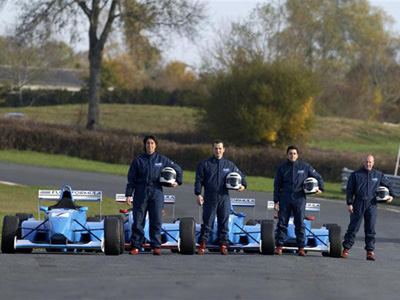 Stage Formule Renault - Winter Day Initiation
