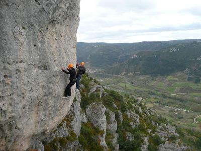 Via-Ferrata - Parc National des Cévennes