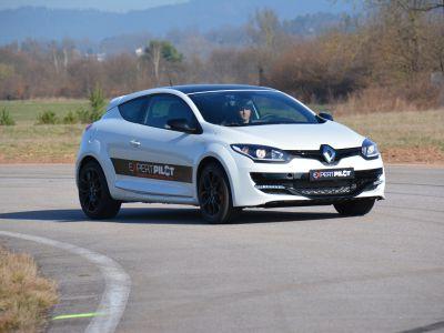 Stage de pilotage Megane RS - Circuit de Saint-Dié-des-Vosges