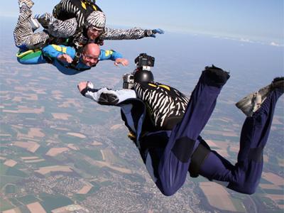 Saut en parachute au havre seine maritime 76 for Saut en parachute salon de provence