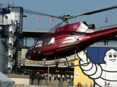 Baptême Hélicoptère - Survol du Circuit des 24 h du Mans