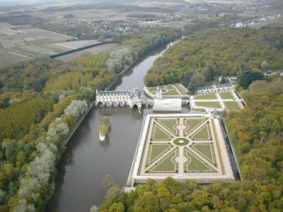Baptême Hélicoptère - Les Châteaux de la Loire