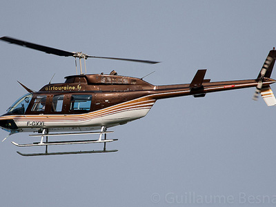 Baptême hélicoptère - Le tour de Racan