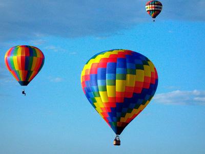 montgolfiere photo