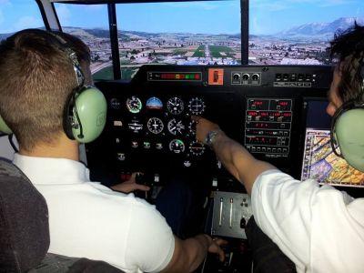 Initiation Pilotage sur Simulateur - Marseille