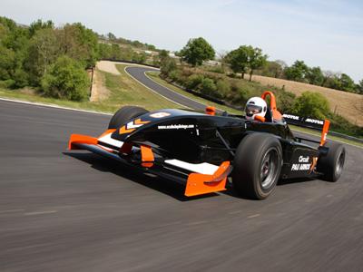 Stage de Pilotage Formule 3 - Circuit de Pau Arnos