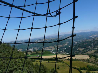 Séjour Via Ferrata et Accrobranche - Banassac