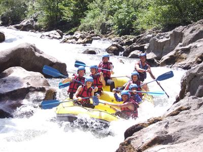 Rafting - Aude