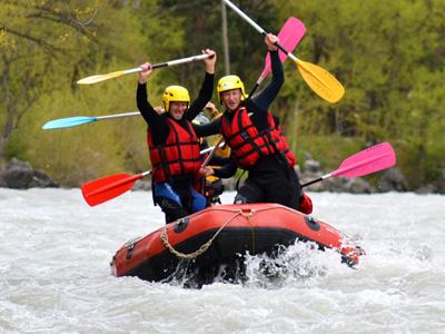 Rafting - Le Drac