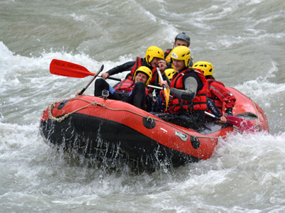 Rafting - La Durance