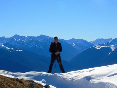 Stage Trail Blanc en Ariège - Monts d'Olmes
