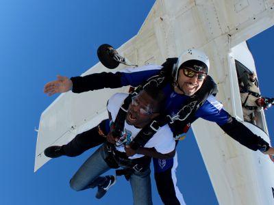 saut en parachute nevers 58