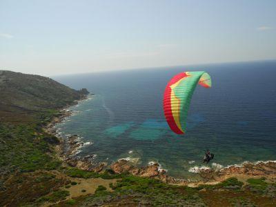 Baptême de Parapente en Corse du Sud