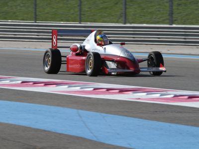 Stage de pilotage Formule 3 - Circuit du Luc