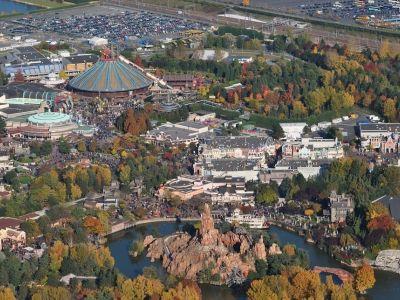 Baptême ULM Pendulaire ou Multiaxes - Survol de Disneyland et de L'Est Parisien