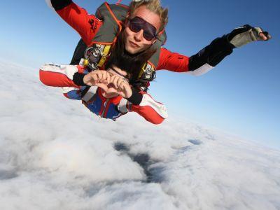 saut en parachute lorraine