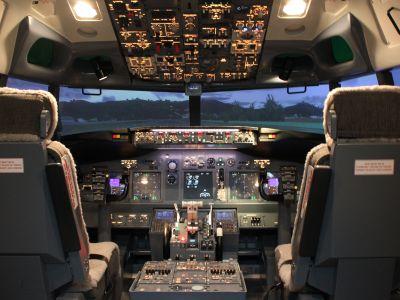 Pilotage sur Simulateur Avion - Aérodrome de Cergy Pontoise