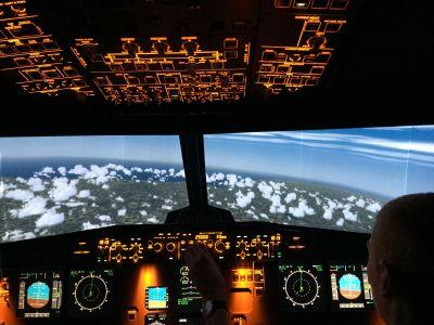 Simulateur Avion sur Airbus A320 - Aubagne - Marseille
