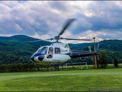 Baptême en Hélicoptère au départ de Valence