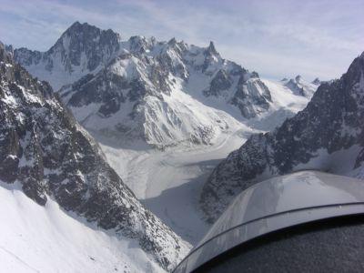 Baptême ULM Multiaxes – Autour du Mont Blanc