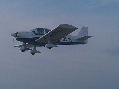 Stage pilotage avion lyon