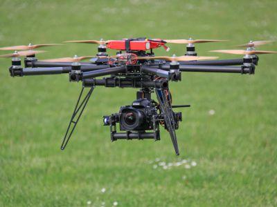 Initiation pilotage drone - Aérodrome d'Alès Deaux