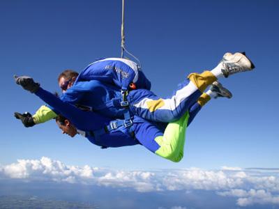 Saut parachute quiberon bapt me parachutisme bretagne for Saut en parachute salon de provence