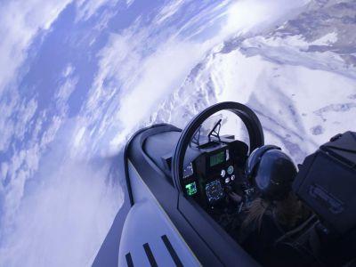 Simulateur de pilotage Avion à Lyon - F18 Super Hornet