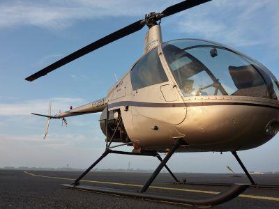 Baptême Hélicoptère - Toussus le Noble