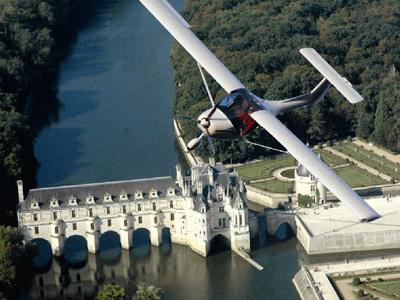 Baptême ULM - Survol des Chateaux de la Loire