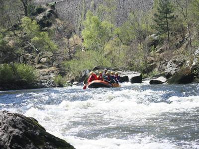 Rafting - Les descentes de l'Allier